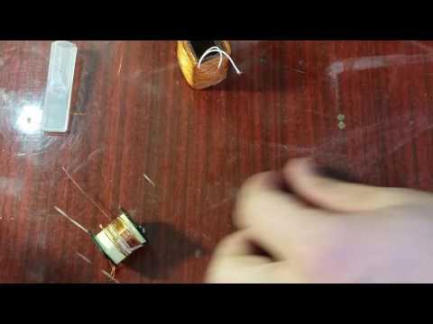 как снять серебро с провода