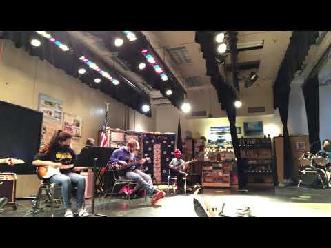 Seven Nation Army - Skagway School Music (Lucy)