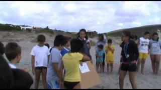 Colonia Marina Sant'Antioco - Giorno 6 - Rispetta l'Ambiente