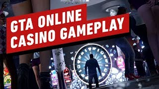 GTA Online: 7 Minutes of Diamond Casino & Resort Gameplay
