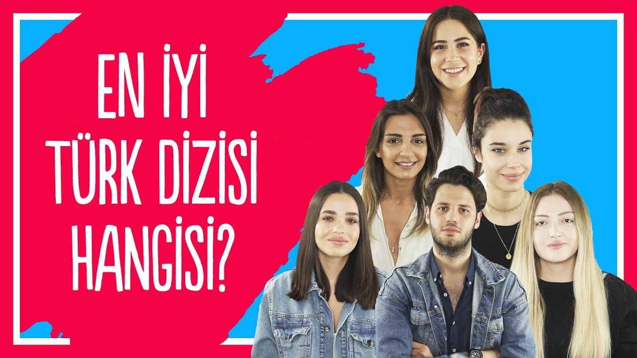 #26 En İyi Türk Dizisi Hangisi? | Danla Bilic, Tatlıcı, Ezgi Fındık, Ece Targıt