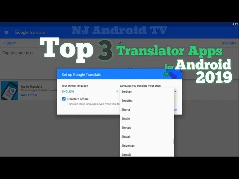 Top 3 Translator Apps For Android Of 2019