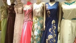 Huge Designer Gown Collection৷৷New Arrival Exclusive Gown With Price৷৷