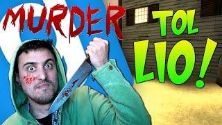 |GARRY`S MOD THE MURDER| MENUDO TIRACO LEJANO!! EN TODO EL PECHO  xFaRgAnx