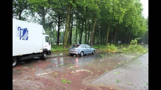 Orage du 23-08-2011 Bruxelles !