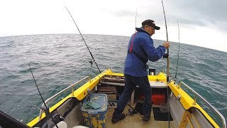 Man Alone on the Ocean | A Solo Fishing Adventure | FULL DOCUMENTARY
