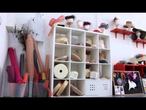 Sevilla de Moda. Escuela de Sombrerería y Tocados - YouTube 379b7f4d02e