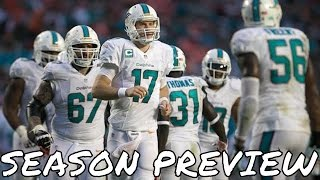 Miami Dolphins 2016-17 NFL Season Preview - Win-Loss Predictions and More!
