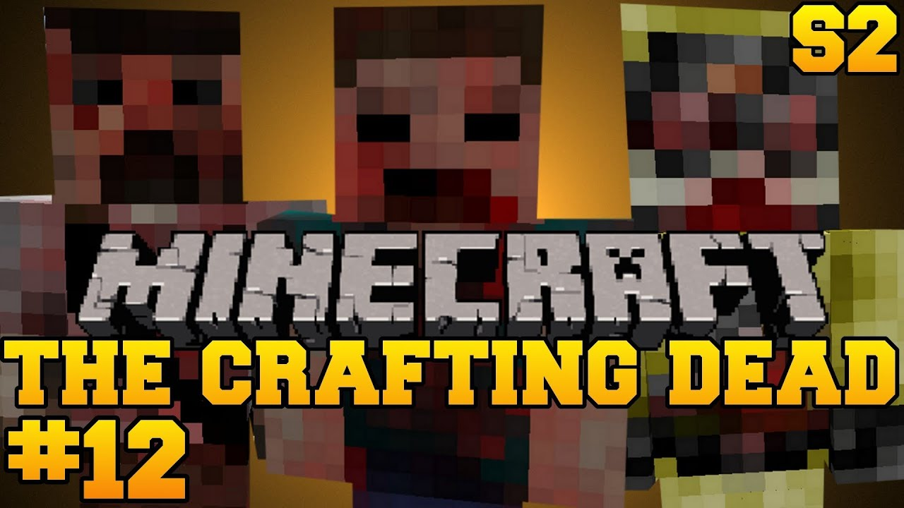 the crafting dead mod minecraft the crafting dead let s play episode 12 5576