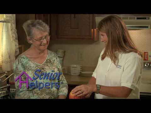 Senior Helpers In Home Health Care of Clearwater, FL Commercial 2
