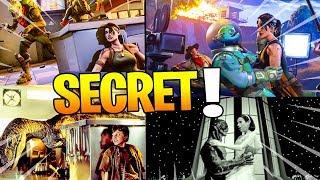 THE SECRET OF SAISON 4 on Fortnite: Battle Royale