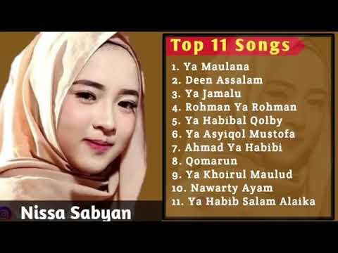 Top 11song Nissa Sabuan