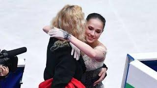 Алина Загитова трогательно поздравила Этери Тутберидзе с днем рождения