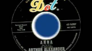 Arthur Alexander - Anna (go to Him) 1962