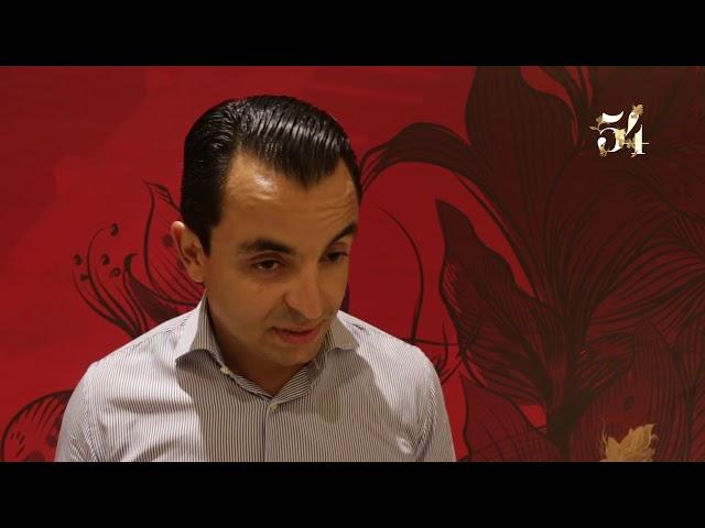 حمزة البلومي : عودة الديفا امينة فاخت كانت الحدث الابرز في الدورة 54