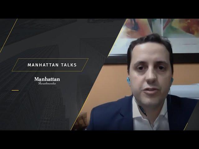 Manhattan Talks Corporate: um bate-papo exclusivo sobre empresas, investimento e crédito.⠀
