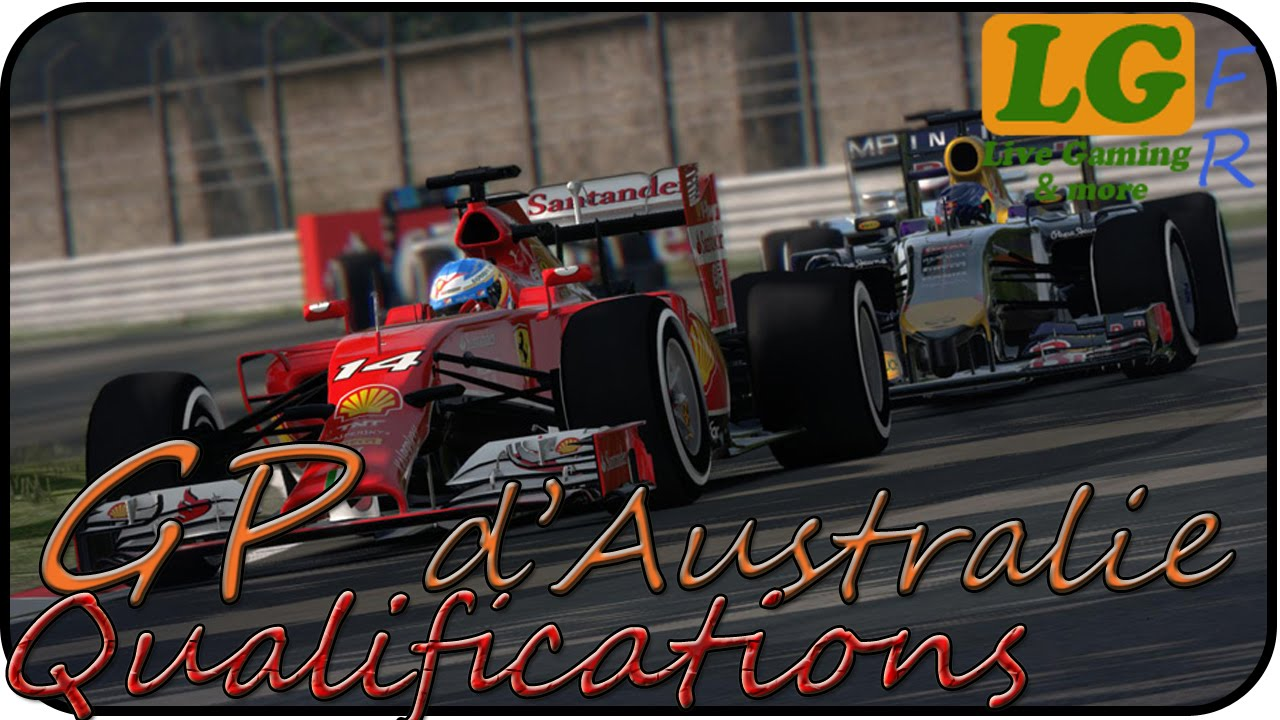 formule 1 2014 grand prix d 39 australie qualifications youtube. Black Bedroom Furniture Sets. Home Design Ideas