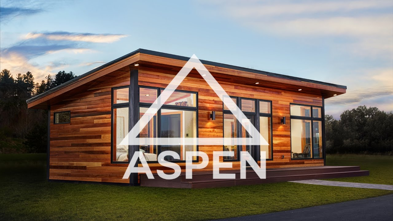 Tiny Home Designs: Aspen Tiny Home Tour By Dickinson Homes