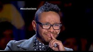 México Tiene Talento - Kalimba llora por musical de concursante.