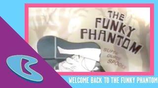 """Welcome Back to The Funky Phantom""  The Funky Phantom Bumper | Boomerang"