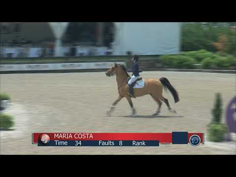 Class 41 Maria Costa Riding Valentino V Z