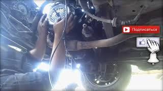 #Daewoo Matiz#установка коробки передач#сцепления#выжимного#ролика#вилки#Своими руками#