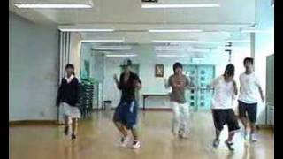 ALL IN ONE DANCE CREW(30/6/2008)