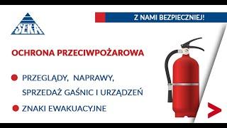 Ochrona przeciwpożarowa SEKA S.A.
