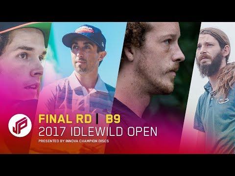 2017 Idlewild Open | Final Round, Back 9 | Conrad, Perkins, McBeth, Cole