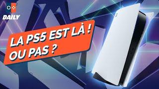 UN DIFFICILE LANCEMENT POUR LA PS5 ! - JVCom Daily