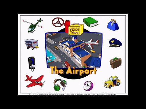 Let's Explore the Airport (Junior Field Trips) |