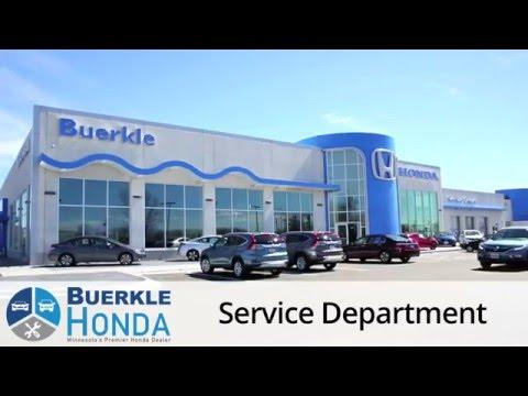 About The Buerkle Honda Service Center - White Bear Lake, MN - Honda Service St Paul
