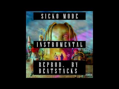 SICKO MODE - Original Instrumental (all 3 Parts) STUDIO QUALITY