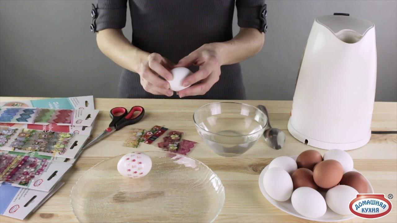 Термоэтикетки для украшения пасхальных яиц