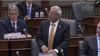 "Fedeli Grills the Premier on the ""Fair Hydro Plan"""