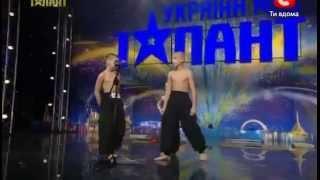 Kungfu Kids   Ukraine's Got Talent 2013