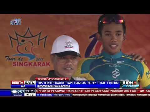 Pembalap Indonesia Juara Etape Pertama Tour de Singkarak Mp3