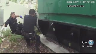 Police Release Body Cam Footage Of Fatal Shooting Near State Capitol
