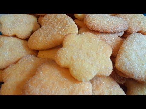 Рецепты песочного печенья в домашних условиях на скорую руку
