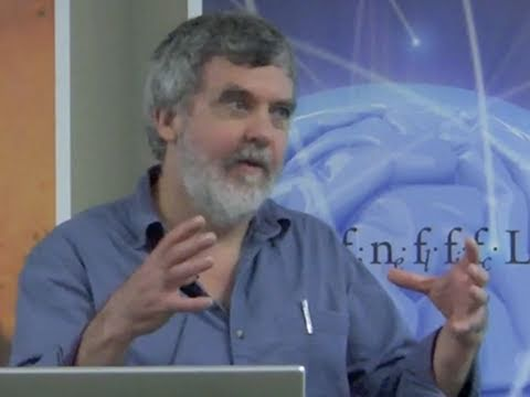 Organic Analysis with Mars Science Laboratory - Paul Mahaffy (SETI Talks)
