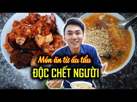 Món ăn từ ấu tẩu độc chết người. Đi lễ hội vùng cao  Du lịch ẩm thực Hà Giang #9