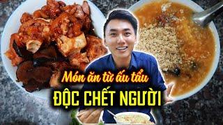 Món ăn từ ấu tẩu độc chết người. Đi lễ hội vùng cao |Du lịch ẩm thực Hà Giang #9