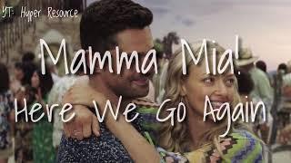 One of Us - Mamma Mia! Here We Go Again (Lyrics)