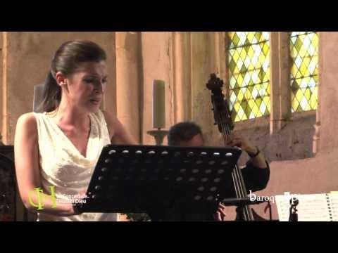 """Giuseppina Bridelli Sposa son disprezzata, Vivaldi """"Bajazet"""""""