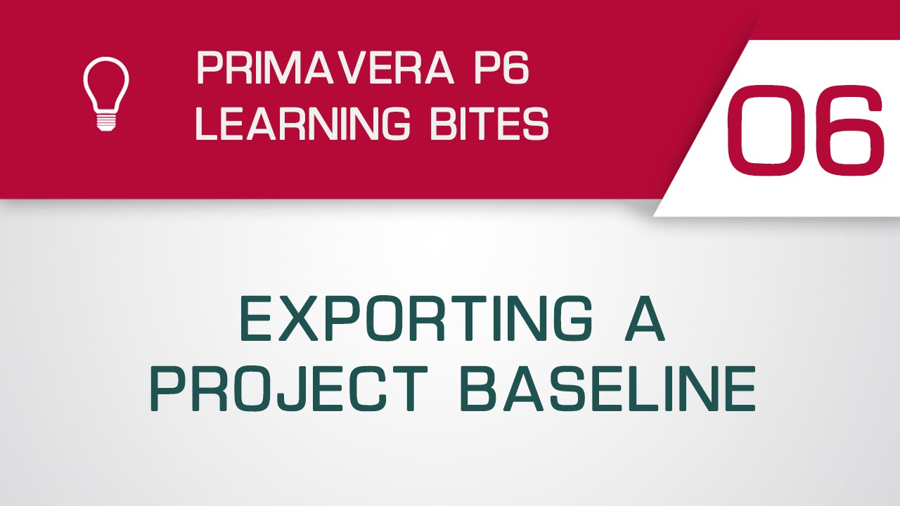 Primavera P6 Tutorial : Chapter - 2.6 : Project Codes - YouTube