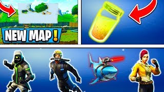 *ALL* Fortnite Confirmed Updates! | Map CHANGES, New Skins, Gifting! ( 5.1 Leaks )