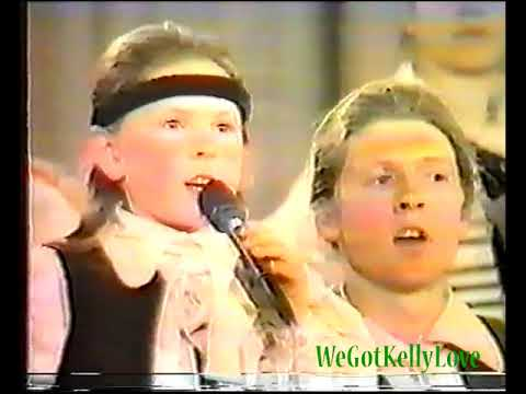 The Kelly Family - Shortnin Bread & Who´ll come with me (Dortmunder Regional 1988)