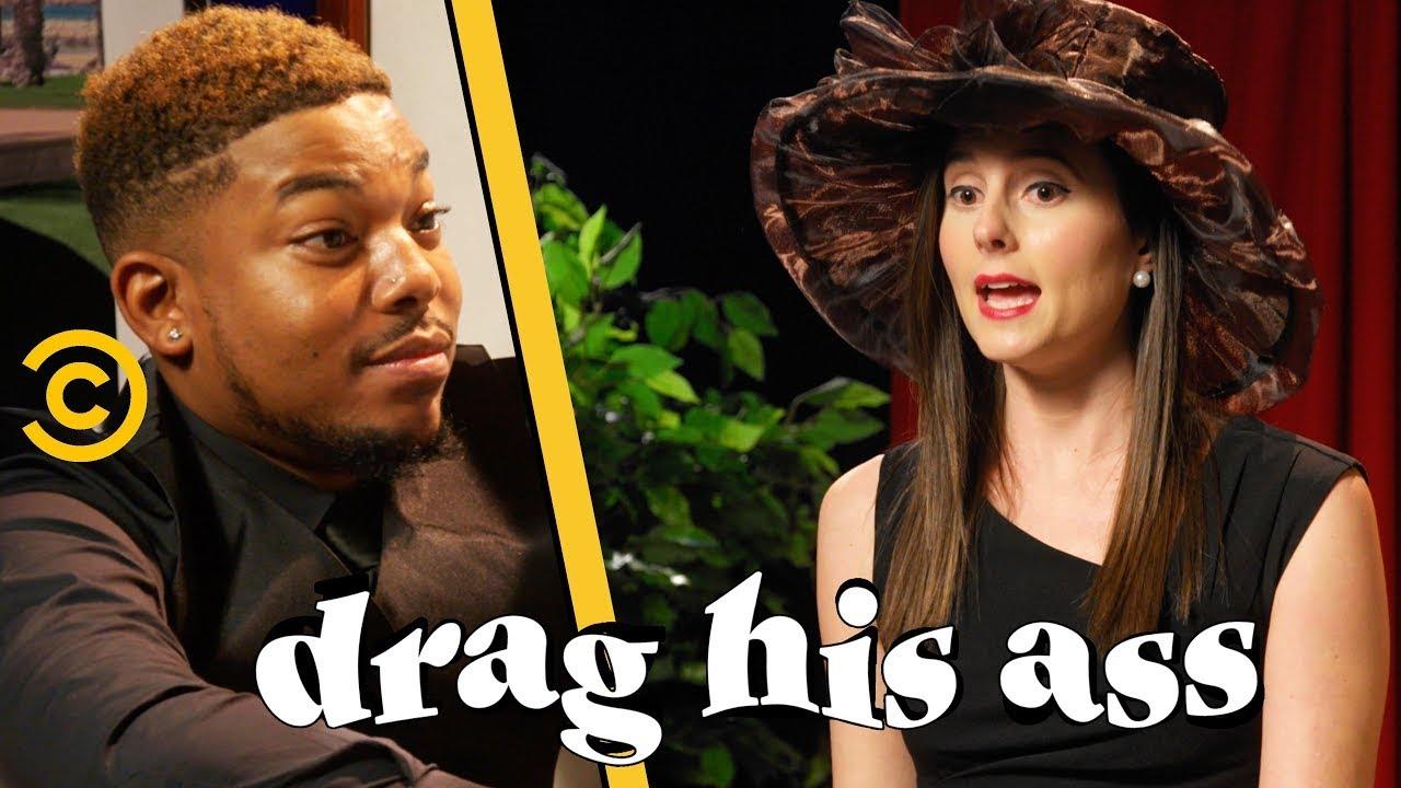 Drag His Ass: The Haunting (ft. Mary Beth Barone and Mia Khalifa)