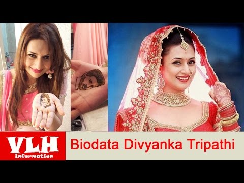Biodata Divyanka Tripathi Pemeran Dr Ishita dalam Film Mohabbatein di ANTV