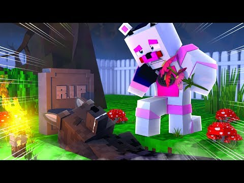 Twisted Wolf's Sacrifice !? | Minecraft FNAF Roleplay